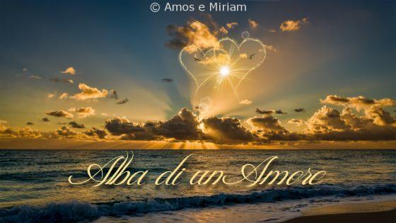 Alba di un Amore - MONDI di Amos Titone e Miriam Scalici